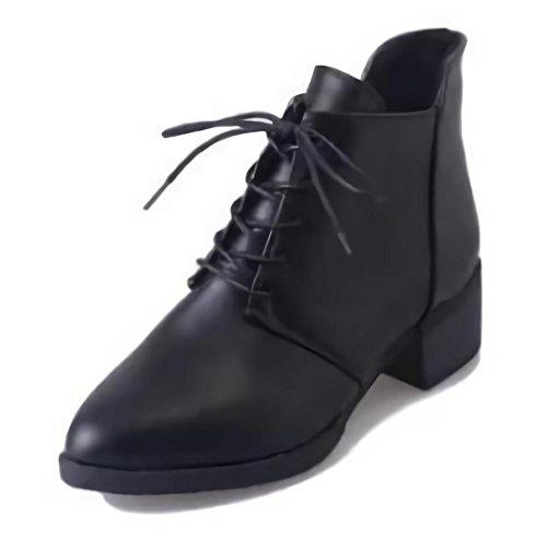 (ビューメンス) ショート ブーツ スニーカー 厚底 ロリータ 靴黒 茶色 赤 ラバーソール ムート...