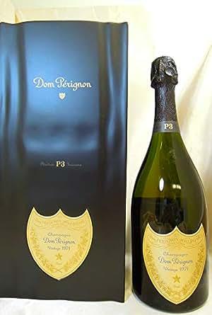 【古酒】Dom Perignon ドン・ペリニヨン 1971 P3 箱付