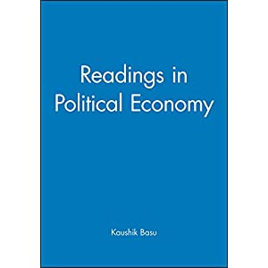Readings in Political Economy (Wiley Blackwell Readings for Contemporary Economics)