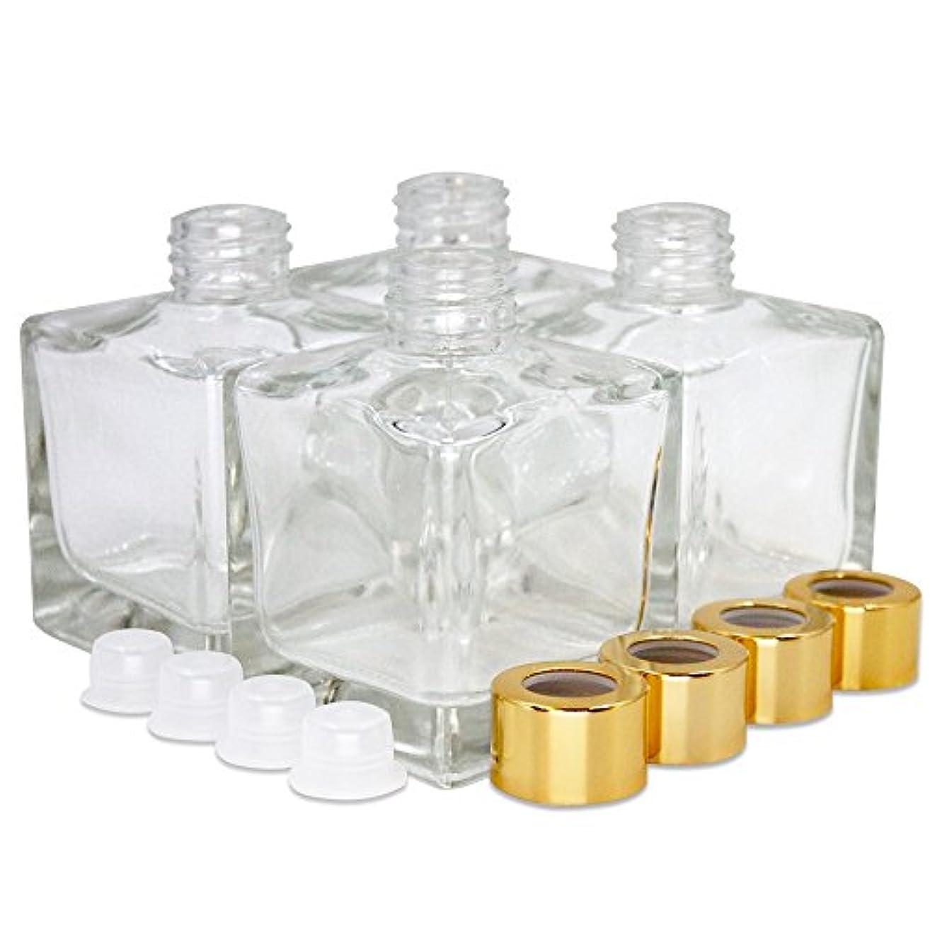 がんばり続ける分割ショートカットFrandy House リードディフューザー用 ガラスボトル 瓶 200ML #6895