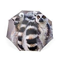 折りたたみ傘 自動開閉式 晴雨兼用 風に強い 梅雨対策 8本傘骨 メンズ傘 遮光 遮熱 収納ポーチ付き