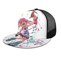 Splatoon-Game 帽子 キャップ 野球帽 スポーツ帽子 野球キャップ プリントキャップ ワークキャップ アウトドア 運動 釣り ゴルフ 登山 旅行 男女兼用