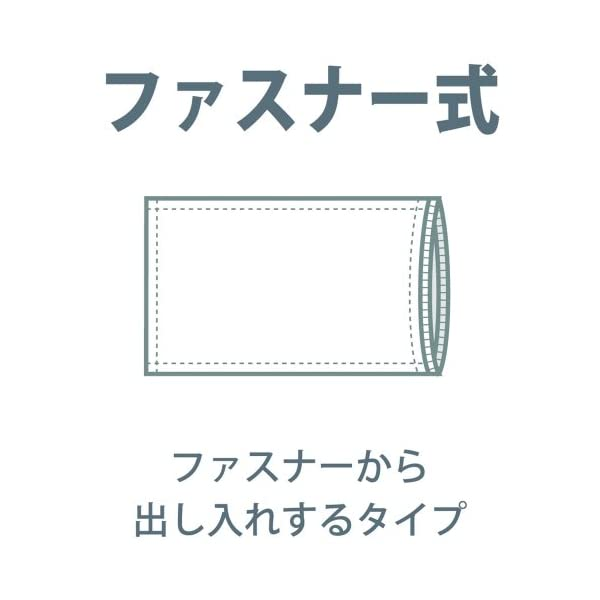 メリーナイト 綿100% ニット素材 枕カバー...の紹介画像4