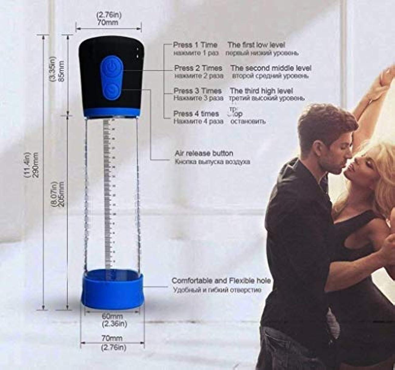 電球打倒家族あなたの最良の選択 拡張エンハンサーPénisgrowthポンプ引伸ポンプペニスエクセメンズディレイトレーナーTシャツ現実的な強ポンプ電動Penǐs