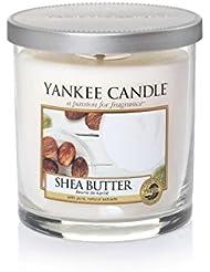 ヤンキーキャンドルの小さな柱キャンドル - シアバター - Yankee Candles Small Pillar Candle - Shea Butter (Yankee Candles) [並行輸入品]