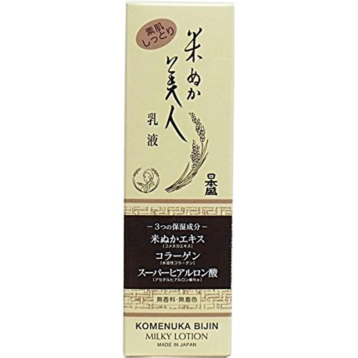 標準キルスシエスタ米ぬか美人 乳液 ×2セット