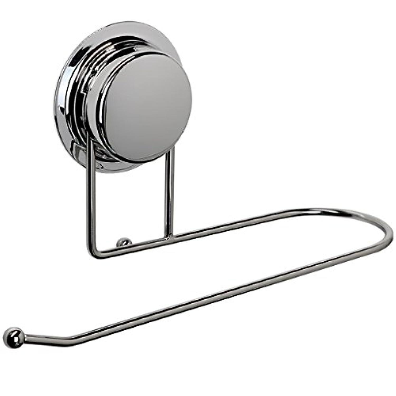 XY Soap Dish Suckerタオルラックバスルームシングルロッドステンレススチール浴室ラックキッチンタオルハング112 mm 254 mm 80 mm