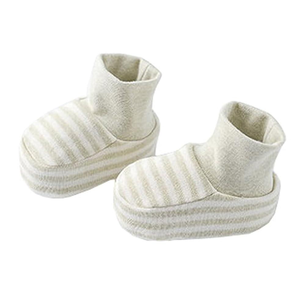 毎年研磨深める1ペアの純粋なコットンユニセックス新生児靴下ウォームソックス、E