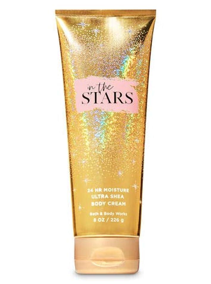 製品リア王クリスマスBath & Body Works インザ スターズ in the Stars ボディクリーム ULTRA SHEA バス&ボディワークス [並行輸入品]