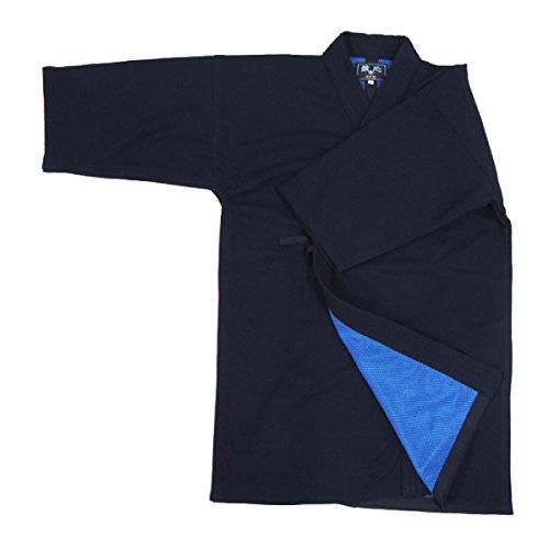 TEIJINのアクアドライ®使用 クール&ドライ剣道着 紺