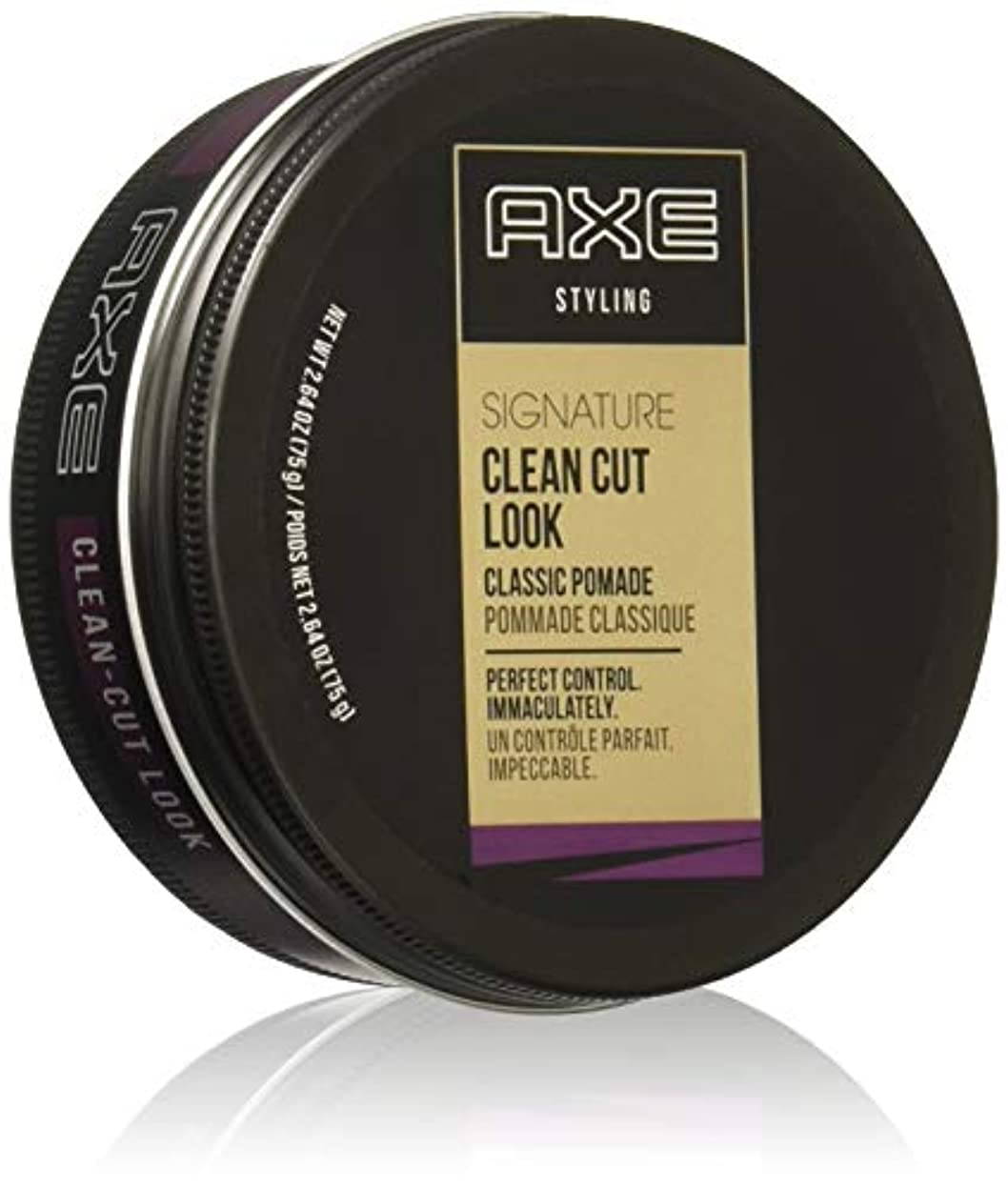 Refined Clean Cut Look Pomade