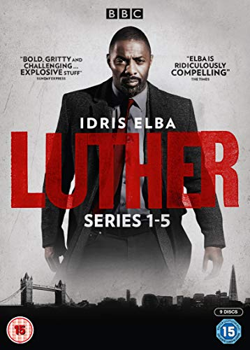 Luther Series 1 - 5 [DVD] [Import]