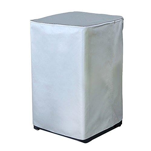 「AKEfit」洗濯機カバー 四面包み 全面保護 防水、ほこ...