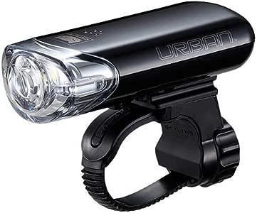 自転車用 1LEDライト HL-EL145 URBAN 乾電池式 74471 89x36x26mm