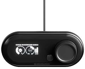 【国内正規品】PC PS4対応 サラウンド ゲーミング オーディオ USBDAC アンプ SteelSeries GameDac 61370