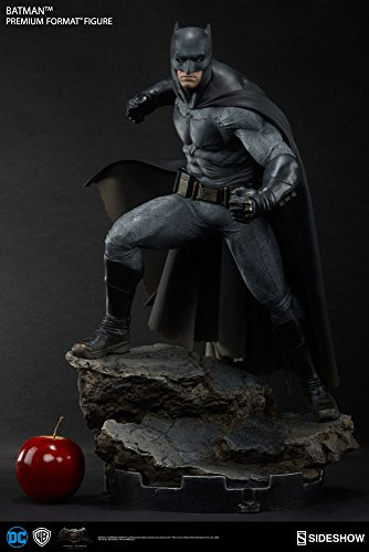 Sideshow DC Comics Batman v Superman Dawn of JusticeバットマンBen Affleck Premium Format Figure Statue