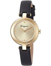 2064332a74 [フェラガモ]Ferragamo 腕時計 MINIATURE ゴールド文字盤 FAT020017 レディース ...