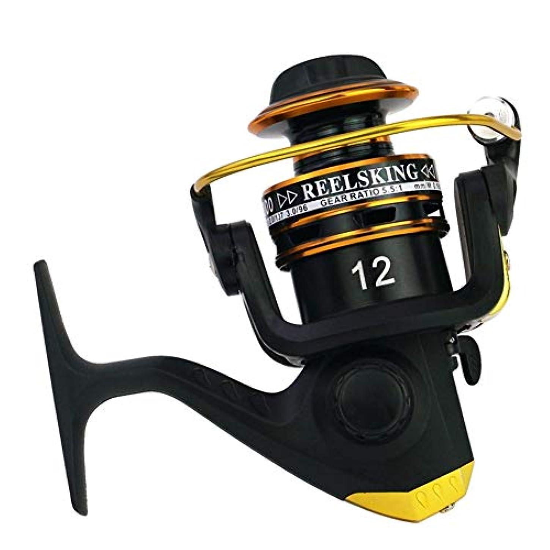 震える想像するモロニック釣り スピニングリール 投げ釣り 淡水釣り 215g VX2000