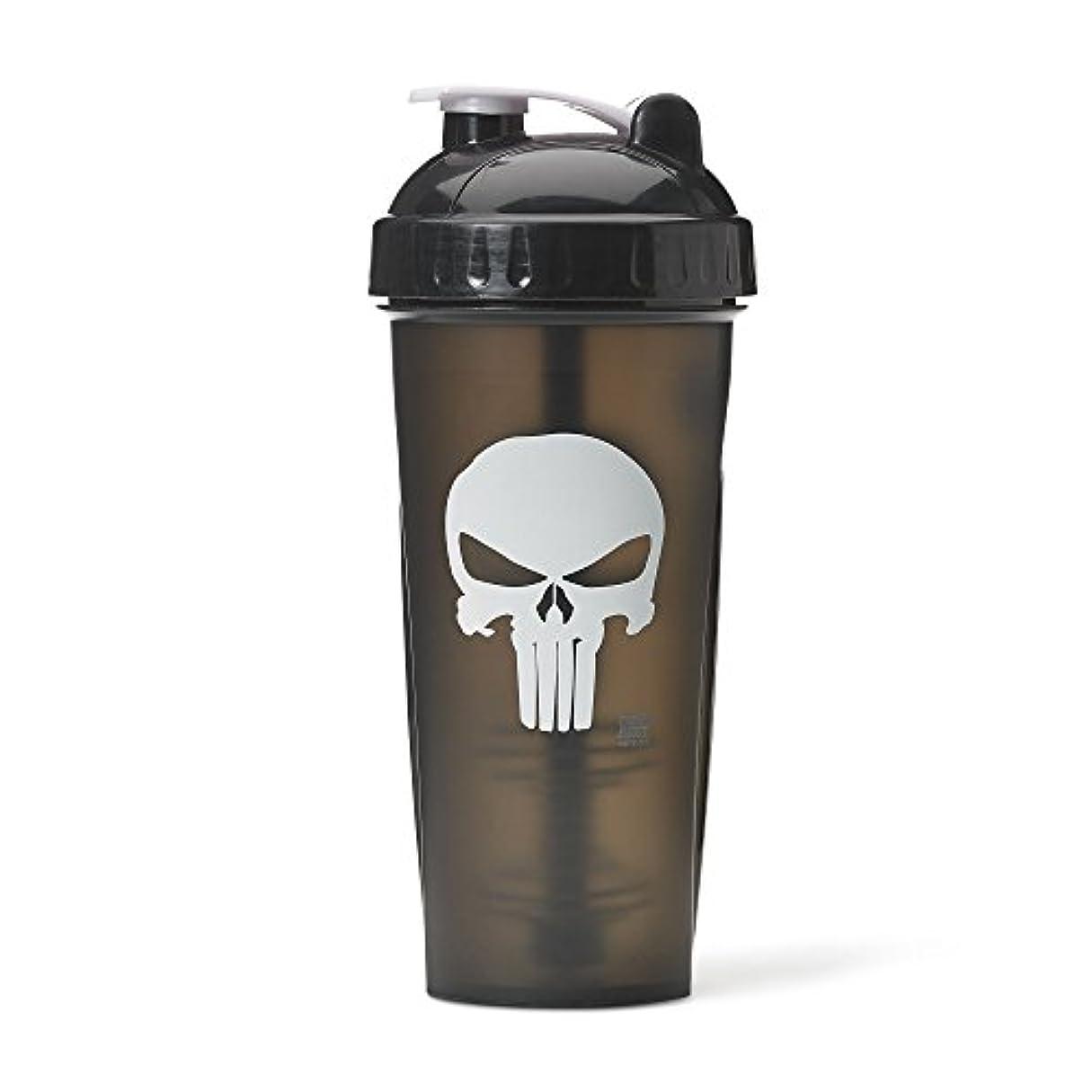 プライム出発する上昇Performa Marvel Shaker - Original Series, Leak Free Protein Shaker Bottle with Actionrod Mixing Technology for...