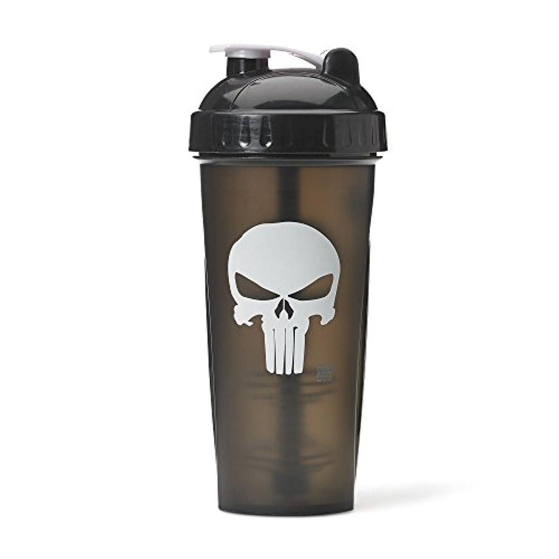 トランペット時系列腐敗Performa Marvel Shaker - Original Series, Leak Free Protein Shaker Bottle with Actionrod Mixing Technology for...
