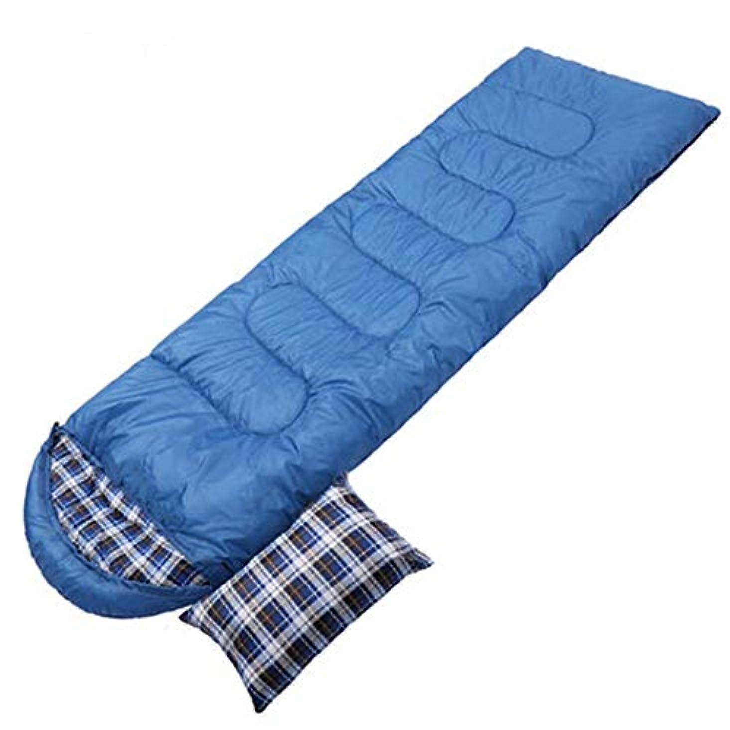 つぼみ無数の勝者寝袋マットレスキルトテント3シーズンキャンプブッシュ屋外屋外 アウトドア寝袋秋と冬の旅行キャンプ暖かいキャンプ寝袋快適なコットン寝袋 個別の選択は完了しました (サイズ さいず : B)