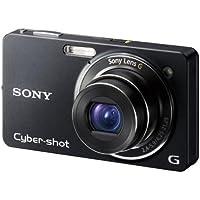 ソニー SONY デジタルカメラ Cybershot WX1 (1020万画素/光学x5/デジタルx10/ブラック) DSC-WX1/B