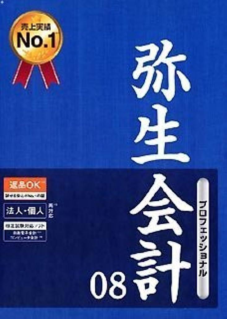 ヤングスペア半球【旧商品】弥生会計 08 プロフェッショナル