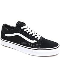 レディースサイズあり VANS SHOES バンズ シューズ スニーカー OLD SKOOL 黒/白 BLACK/WHITE スケートボード スケボー SKATEBOARD