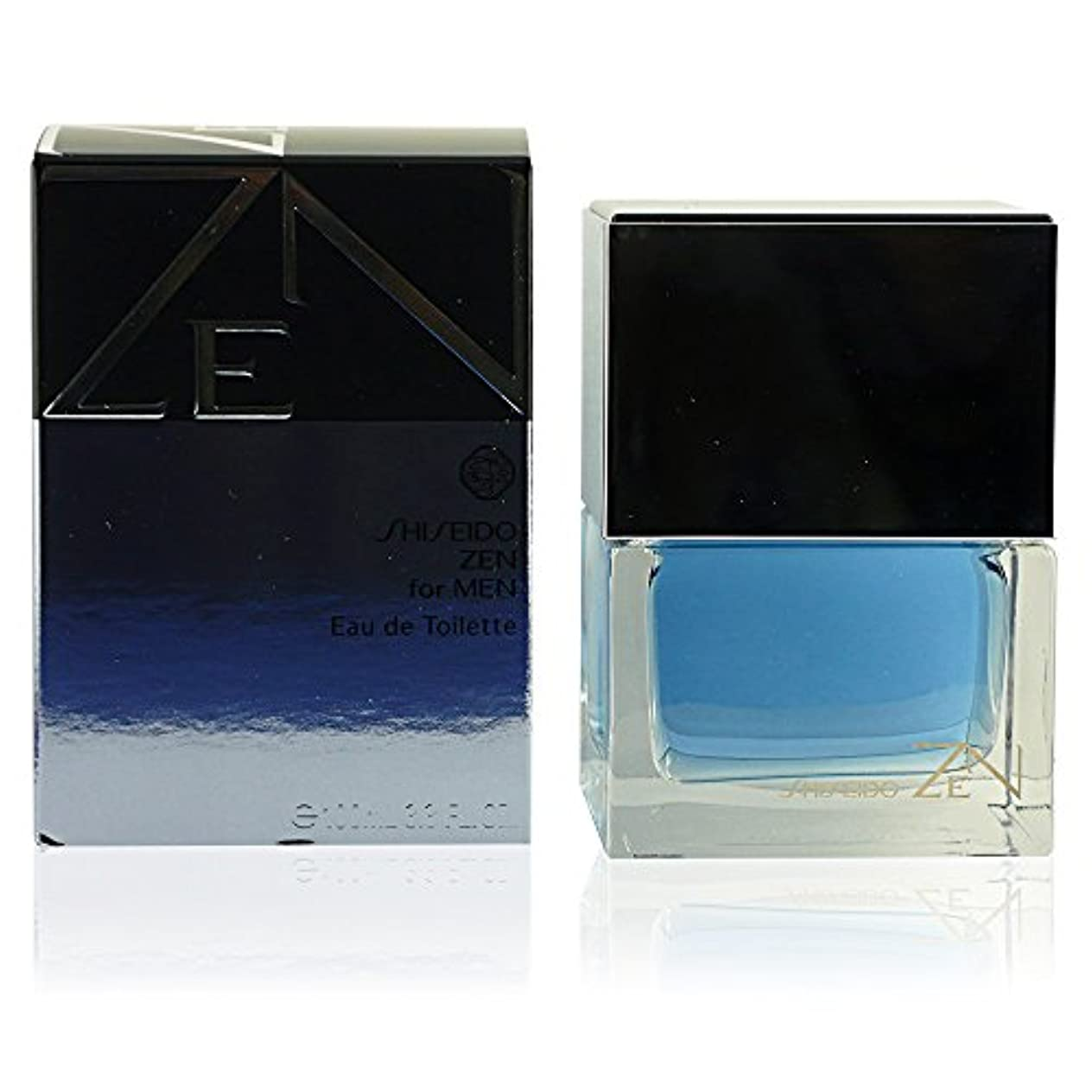 メンター挨拶する縮れたSHISEIDO | ZEN FOR MEN - Eau de toilette vaporisateur 100 ml