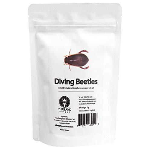 食用 ゲンゴロウ15g (DivingBeetles) 昆虫食