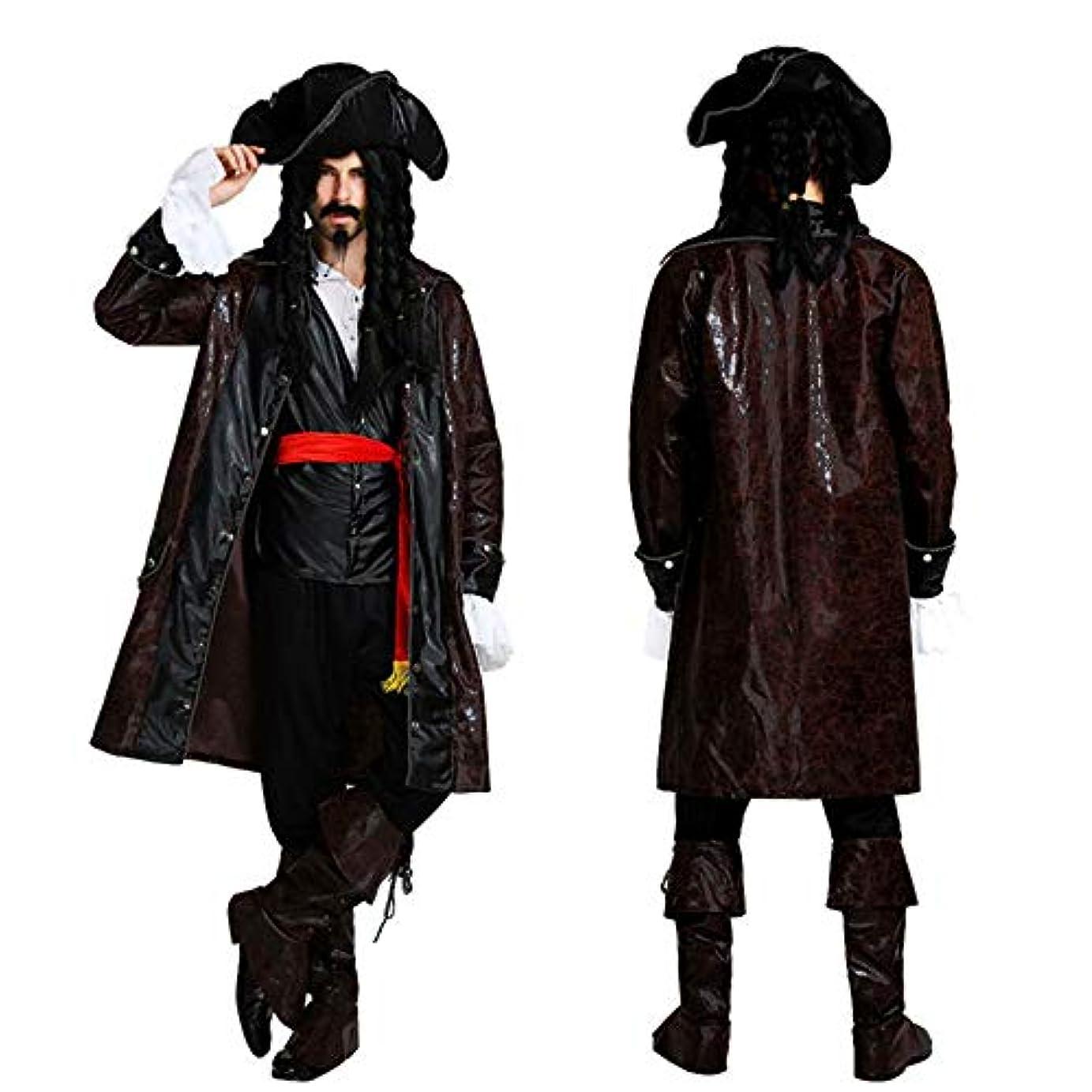 monoii 海賊 コスプレ メンズ ハロウィン コスチューム パイレーツ 衣装 仮装 男 c529