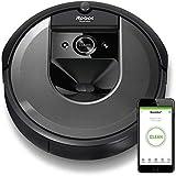 【セット割対象商品】ルンバ i7 アイロボット ロボット掃除機 水洗いできるダストボックス wifi対応 スマートマッピング 自動充電・運転再開 吸引力 カーペット 畳 i715060 【Alexa対応】