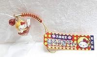 ハローキティ サンリオ キティ はろうきてぃ ストラップ 根付 兵庫 限定 明石焼バージョン 2004