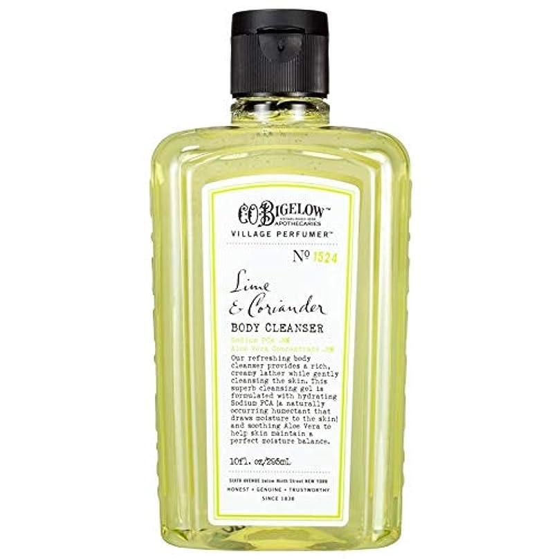 主要な自由労苦[C.O. Bigelow] C.O.ビゲローライムとコリアンダーボディクレンザー - C.O. Bigelow Lime and Coriander Body Cleanser [並行輸入品]