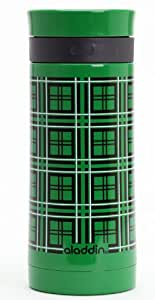 アラジン ステンレス チェックタンブラー 0.3L ピースグリーン 「数量限定」 073-31512