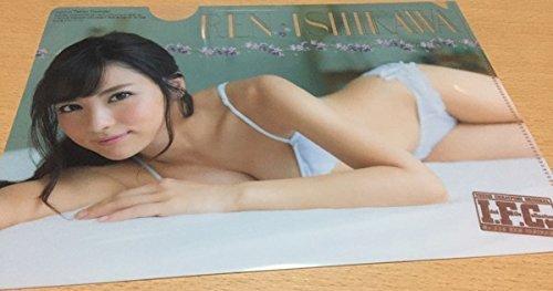 石川恋 クリアファイル ヤングチャンピオン 付録...