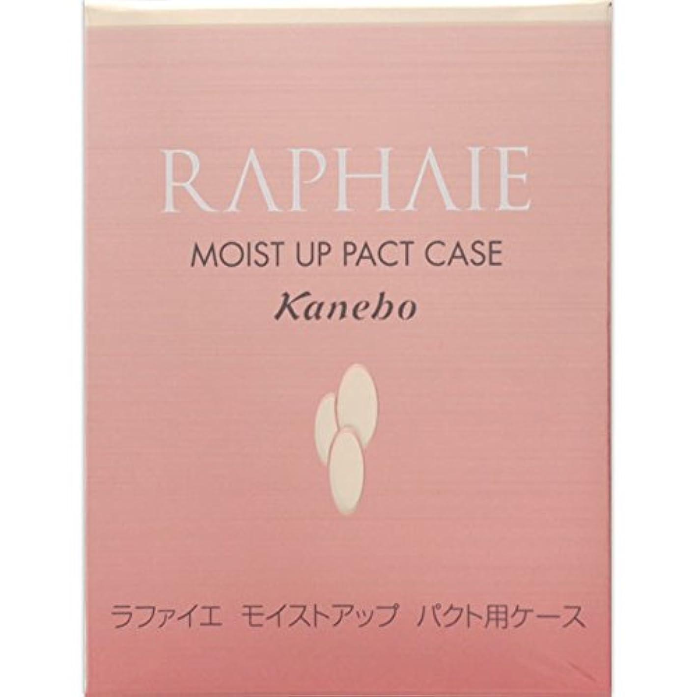 弾薬磁気老朽化した【カネボウ化粧品】ラファイエ(RAPHAIE)モイストアップ パクト用ケース