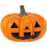ジャックオーランタン(S)(DE1421S)[ジャックオーランタン カボチャ パンプキン ディスプレイ ハロウィン デコレーション 装飾 飾り かぼちゃ]