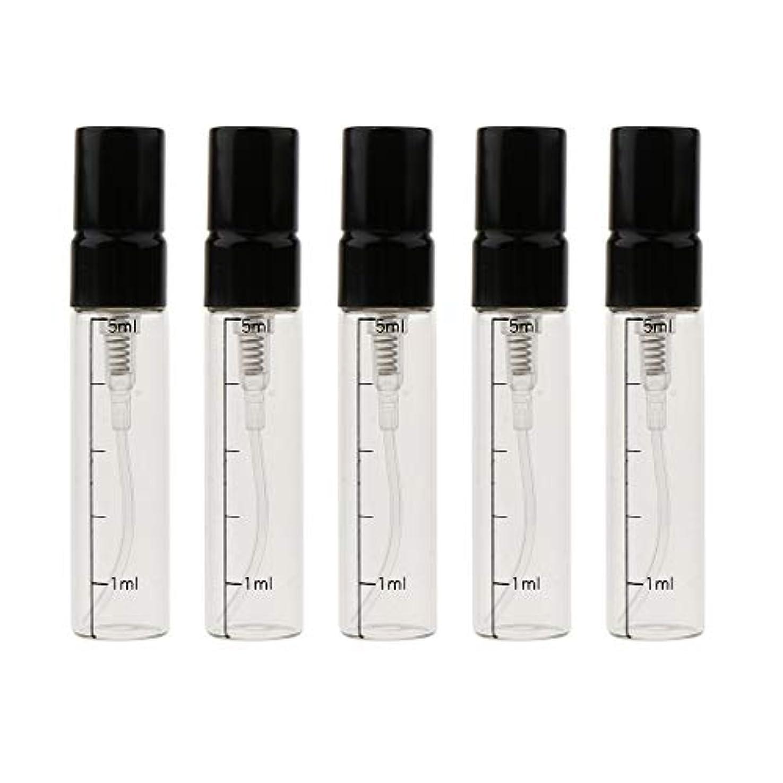 密度ミスマーベル香水瓶 スプレー ガラス エッセンシャルオイル ボトル 香水 精油 詰替え容器 3色選べ - ゴールド