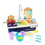 Joyooss Kids Play Kitchen Sink