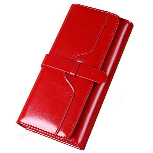 d5732df94a7054 長財布 レディース 財布 ふたつ折り 二つ折り 三つ折り 短財布 牛皮 本皮 ...