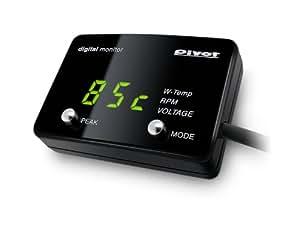 PIVOT ( ピボット ) デジタルモニター【デジモ二】(グリーン表示) DMC-G