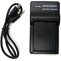 [str] Panasonic パナソニック DMW-BLC12 急速互換充電器USBチャージャー DMW-BTC6 LUMIX ルミックス DMC-G6/DMC-G5/DMC-FZ200/DMC-FZ300/DMC-GH2/DMC-G6/DMC-FZ1000/DMC-GX8/DMC-FZH1 カメラ バッテリー チャージャー[メーカー純正互換バッテリー共に対応]