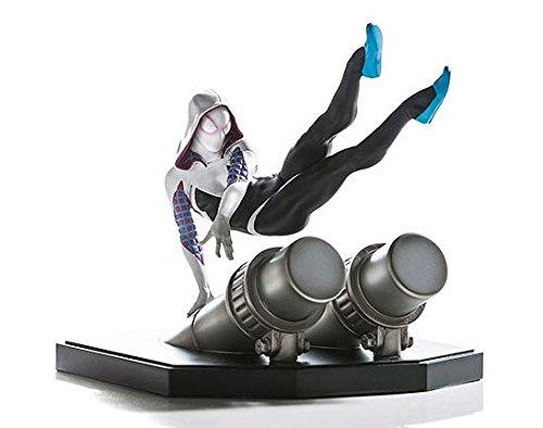 マーベルコミック スパイダー・グウェン 1/10 バトルジオラマシリーズ アートスケール スタチュー