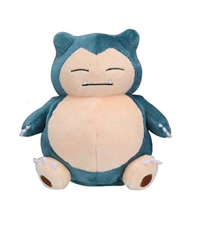 ポケモンセンターオリジナル ぬいぐるみ Pokémon fit カビゴン