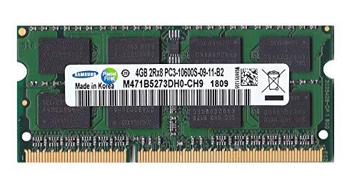 Samsung  ノートPC用メモリ PC3-10600(DDR3-1333) SO-DIMM B074P56K2G 1枚目