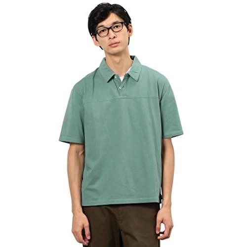 (ユナイテッドアローズ グリーンレーベル リラクシング) UNITED ARROWS green label relaxing SC ソフトフィール ポロシャツ 32171754307 6150 LIME(61) M