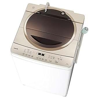 東芝 10.0kg 全自動洗濯機 サテンゴールドTOSHIBA マジックドラム AW-10SD3M-N