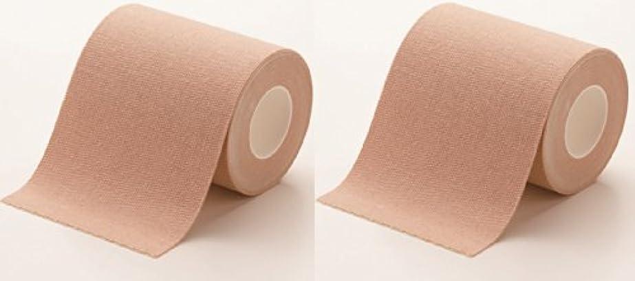 滑る掻く慣れている汗かきさんの直貼りワイド汗取りシート2個組 (ヒアルロン酸配合?抗菌加工)
