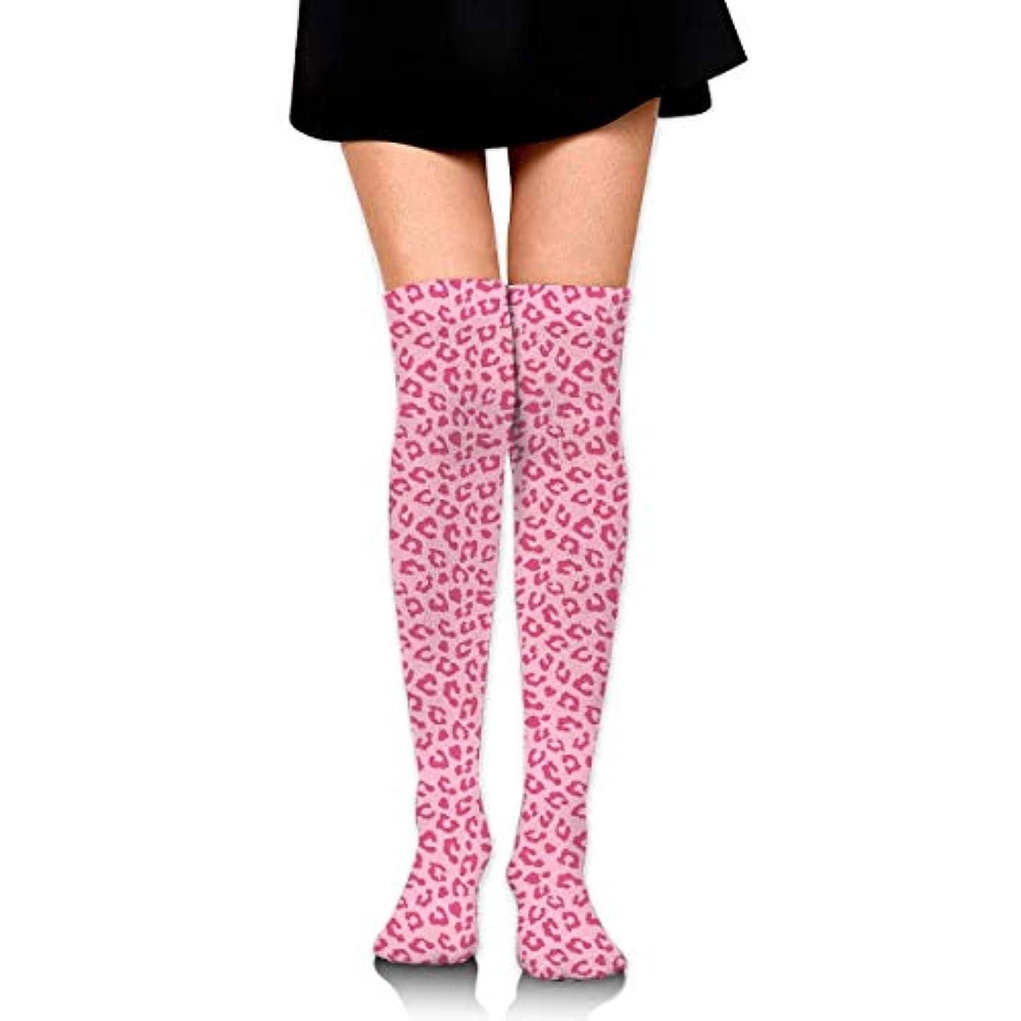 インド破滅的な破産MKLOS 通気性 圧縮ソックス Breathable Thigh High Socks Over Exotic Psychedelic Print Compression High Tube Thigh Boot Stockings...